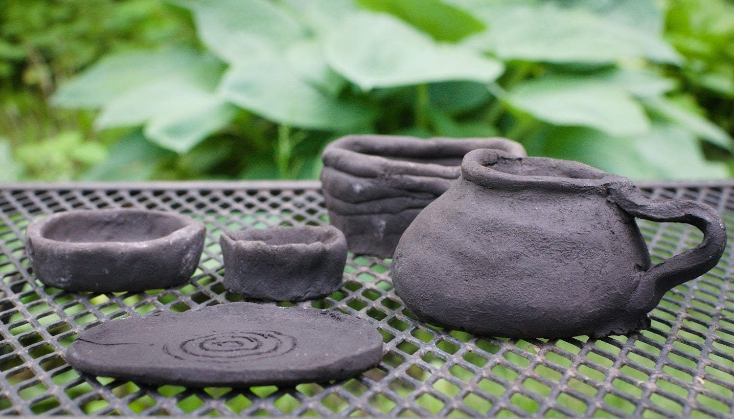 How to make pottery from scratch