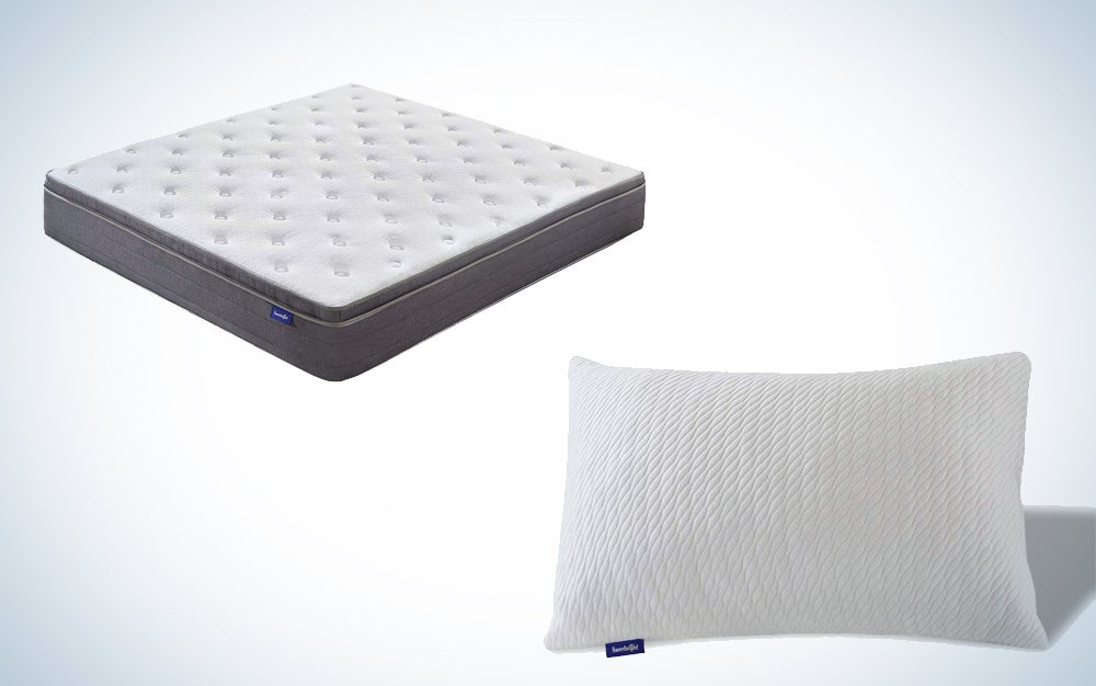 Sweetnight mattresses and pillows