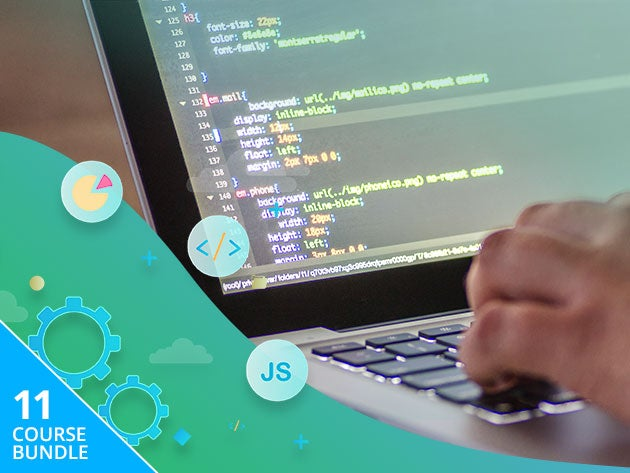 Improve your career prospects with this $29 coding bundle