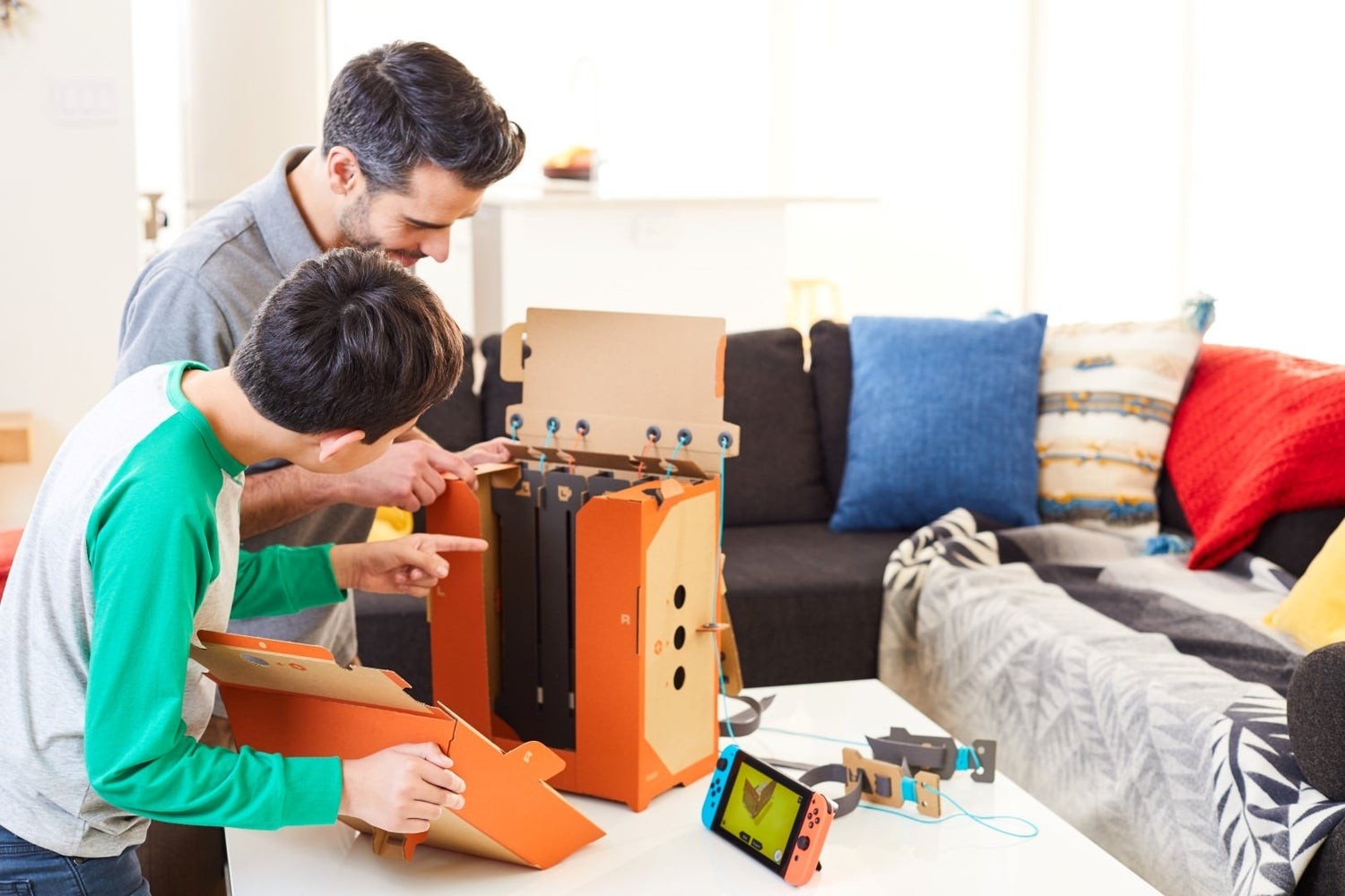 The coolest Nintendo Labo creations we could find