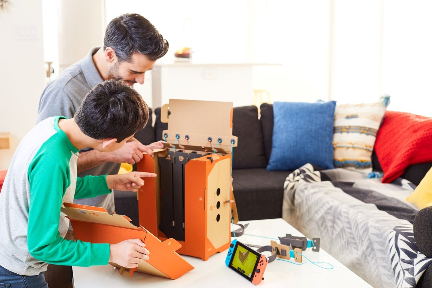 Nintendo Labo gives you new ways to play