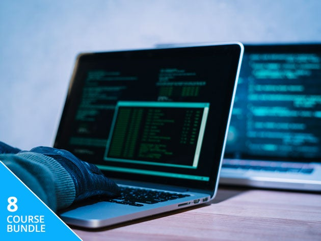 Start your six-figure career in cybersecurity with this ethical hacker training