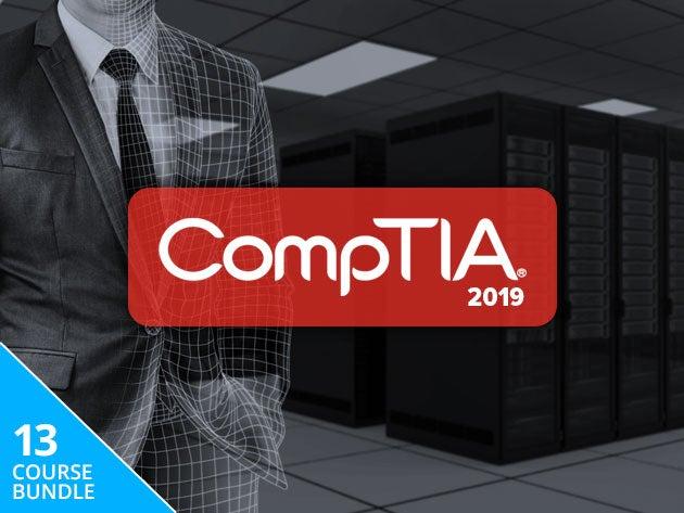 Complete 2019 CompTIA Certification Training Bundle