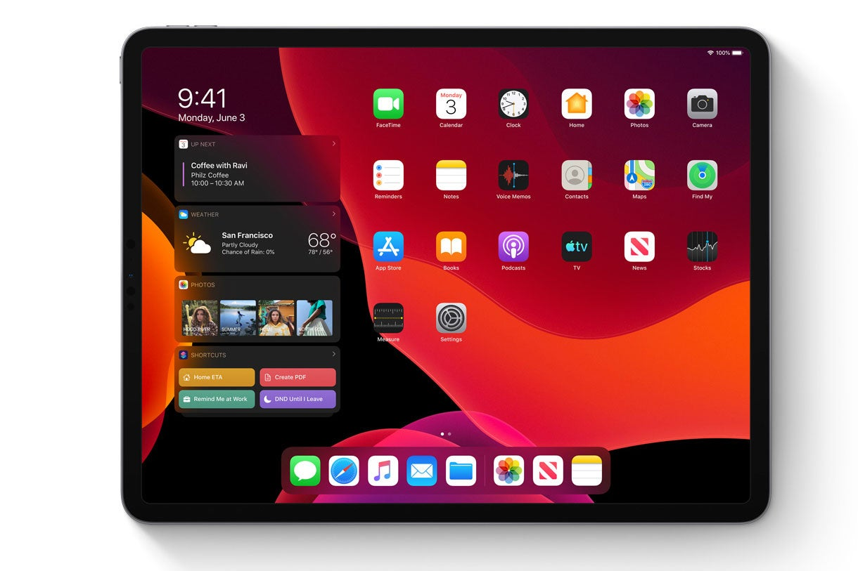You can try the iOS 13 and iPadOS betas right now, but you probably shouldn't