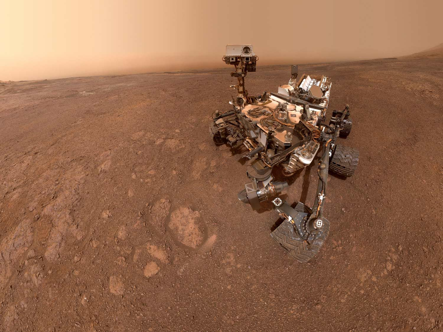 NASA caught a sudden whiff of methane on Mars, but don't hold your breath for space cows