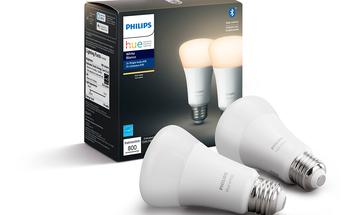 Bluetooth connectivity makes the new Philips Hue smart lightbulbs simpler and more complex