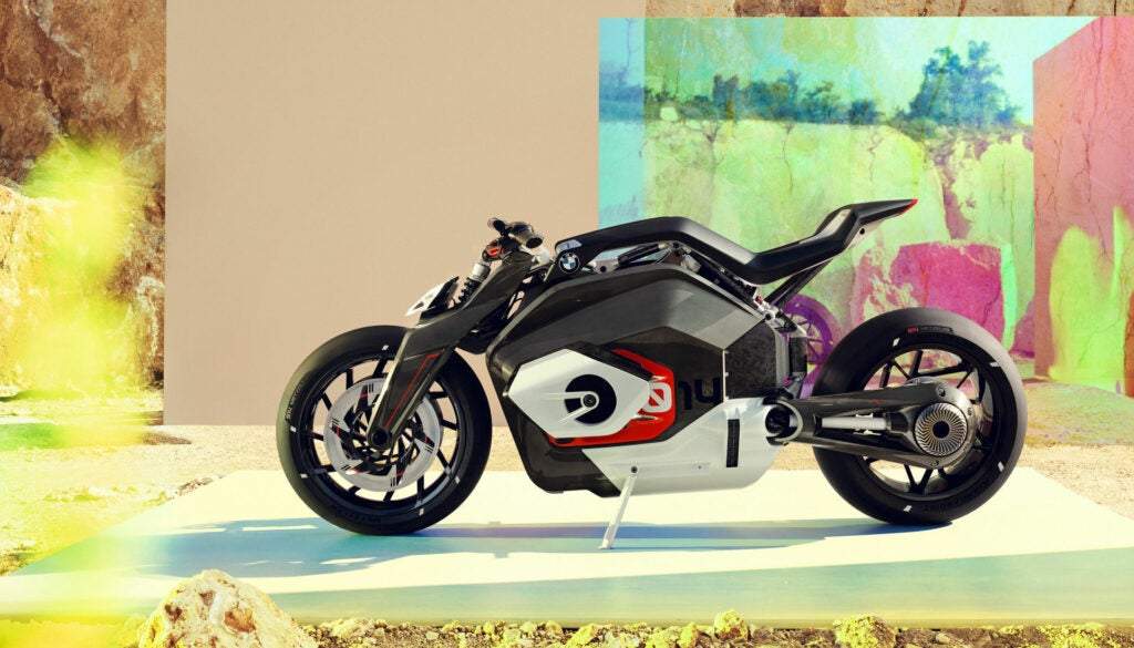 BMW Electric Motorcycle Concept