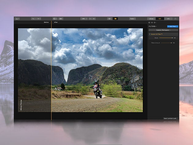 Upgrade your photo editing with Luminar 3 on Mac and Windows