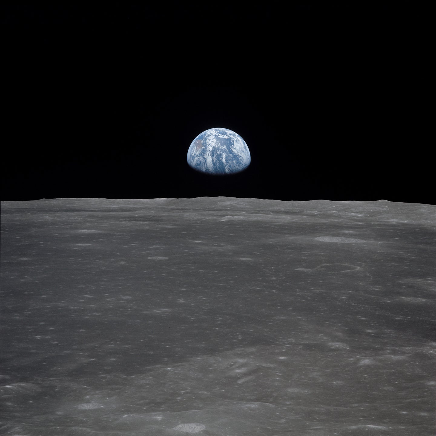 Fifty years ago Hasselblad sent the first cameras to the moon