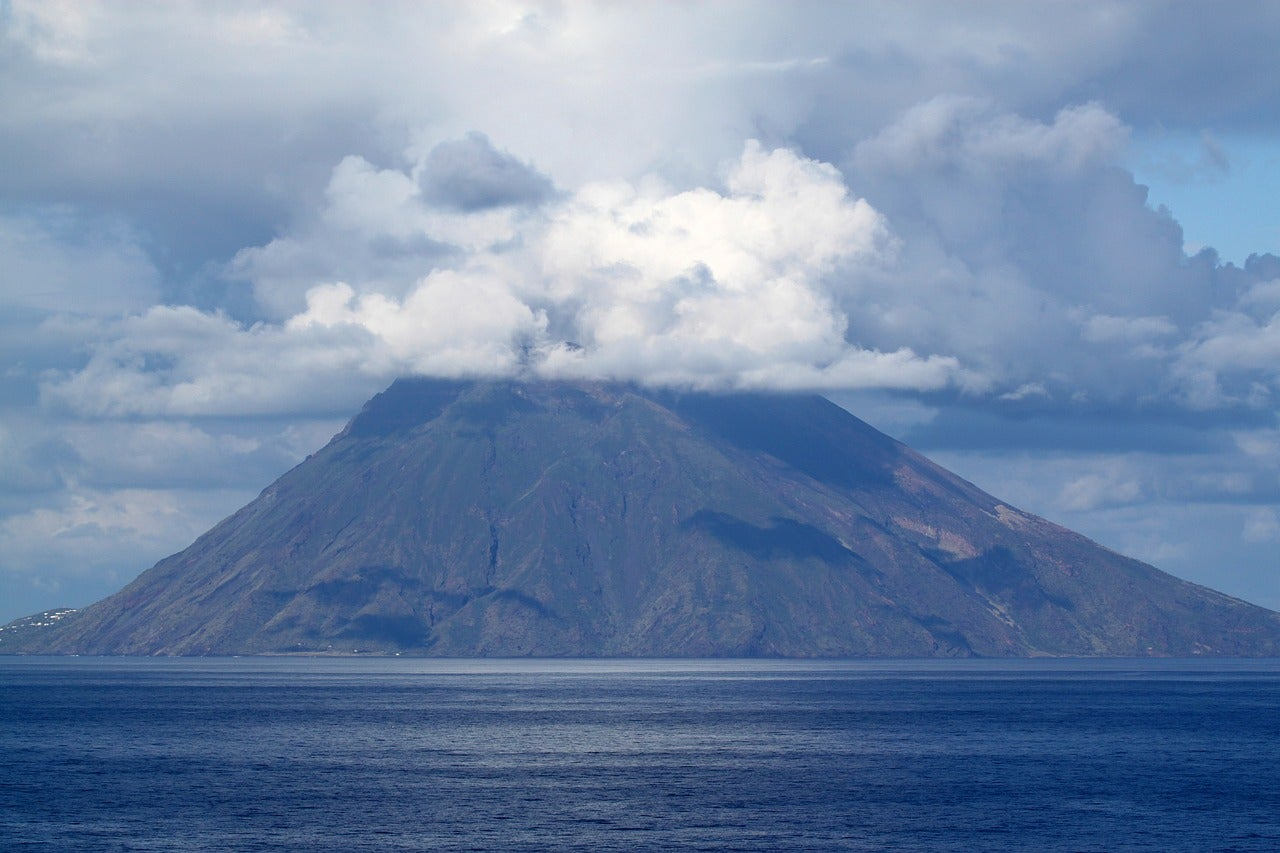 The real-world Mount Doom just erupted (again)