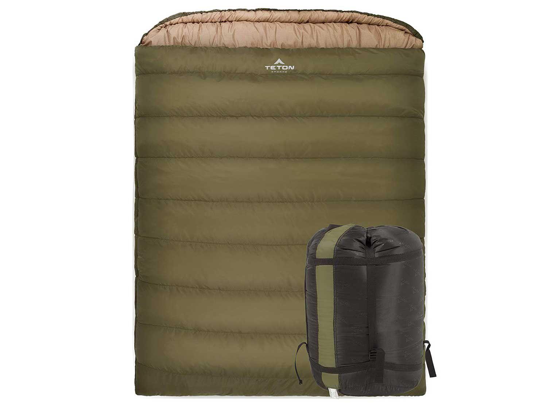 TETON Sports Mammoth Queen-size Sleeping Bag