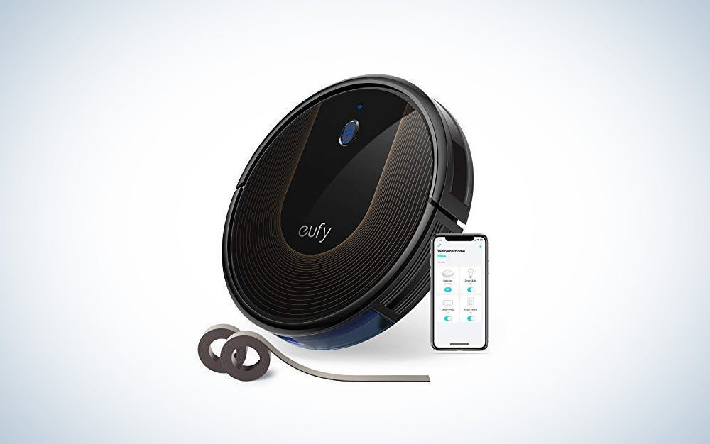 $100 off a Eufy robot vacuum and other good deals happening today
