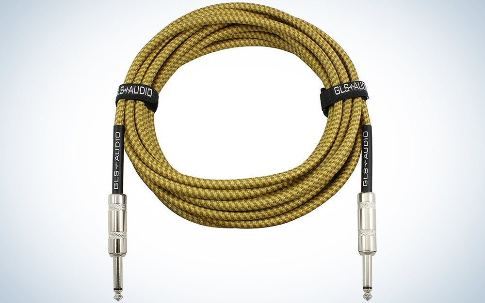 GLS Audio 1/4-inch guitar cable