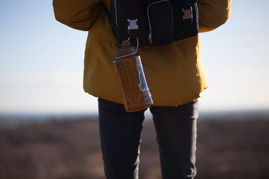Five best travel water bottles