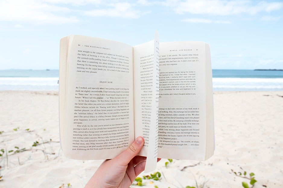 Six great science reads to pass the time