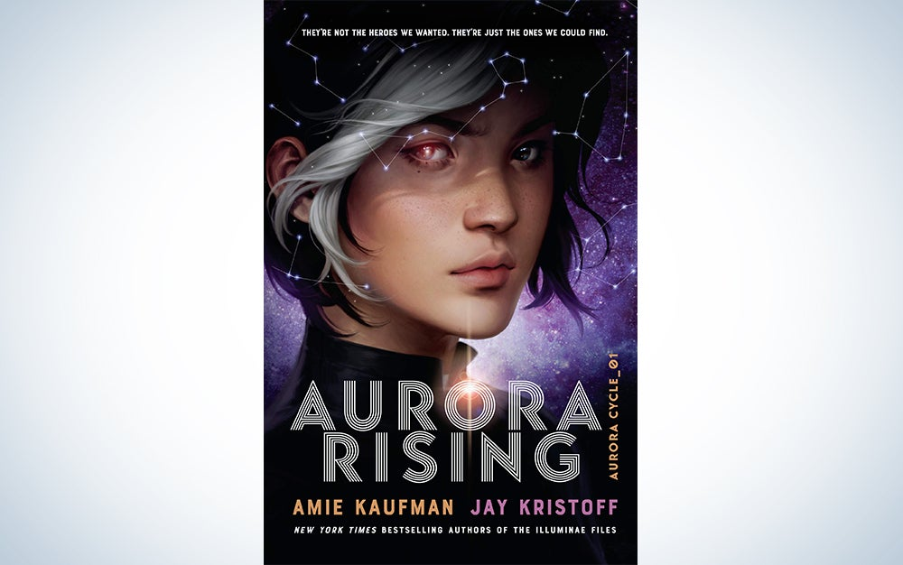 Aurora Rising by Jay Kristoff and Amie Kaufman