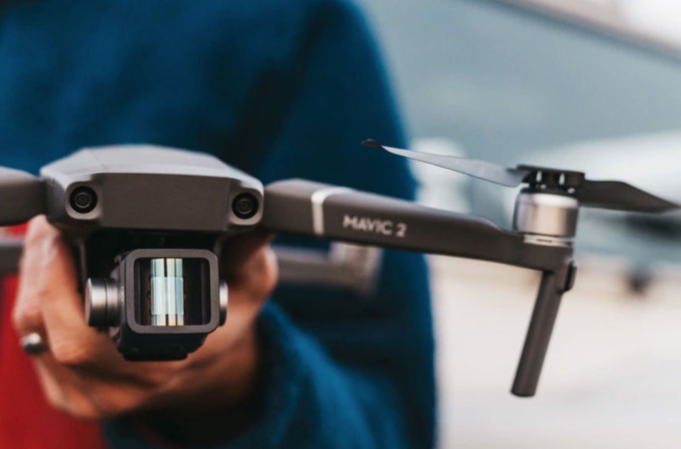 Moment's anamorphic drone lens makes aerial footage look more like the movies
