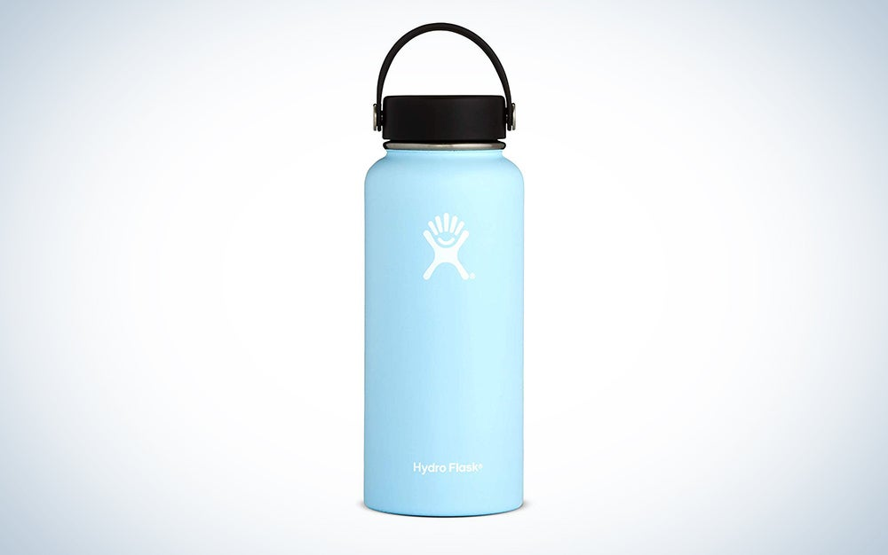 Hydro Flask wide mouth travel mug