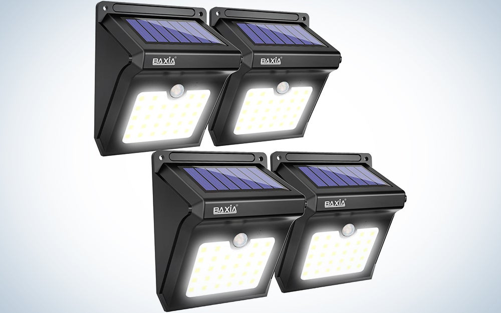 Baxia Technology LED light