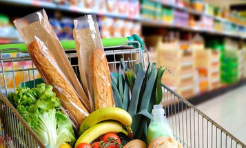 Pre-ordering groceries could lead to healthier choices