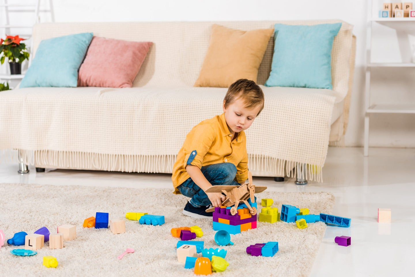 Growing up without a permanent home can negatively affect children's health