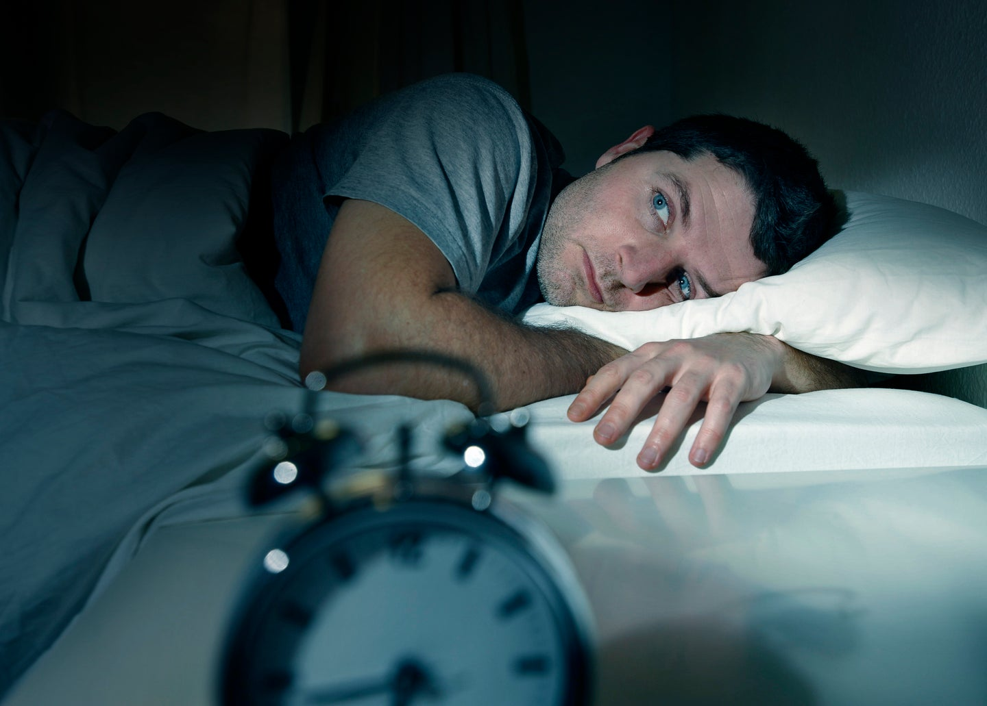 The wrong kind of sleep could keep you dwelling on bad memories