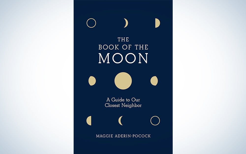 The Book of the Moon by Maggie Aderin-Pocock