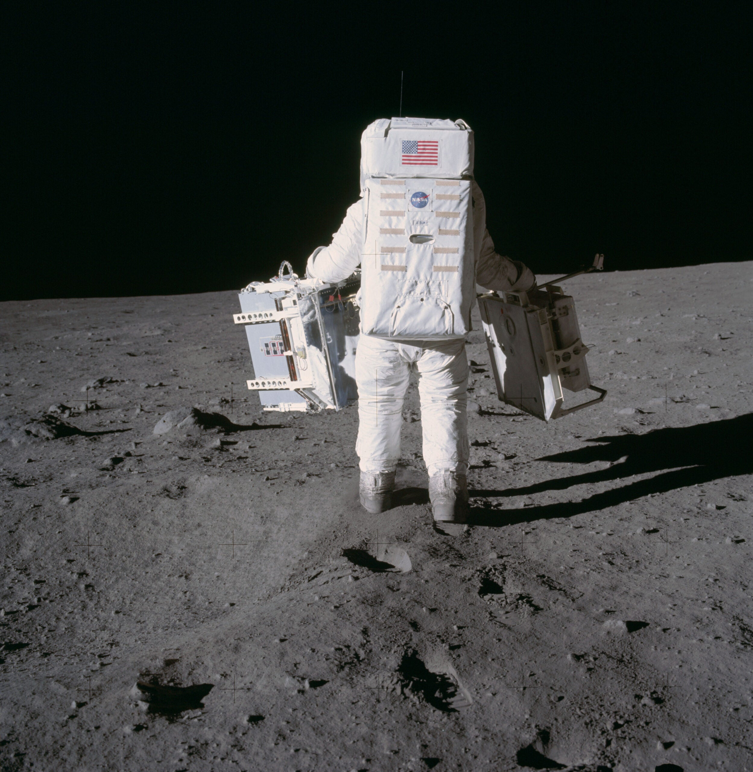 Why doesn't anyone live on the moon yet?