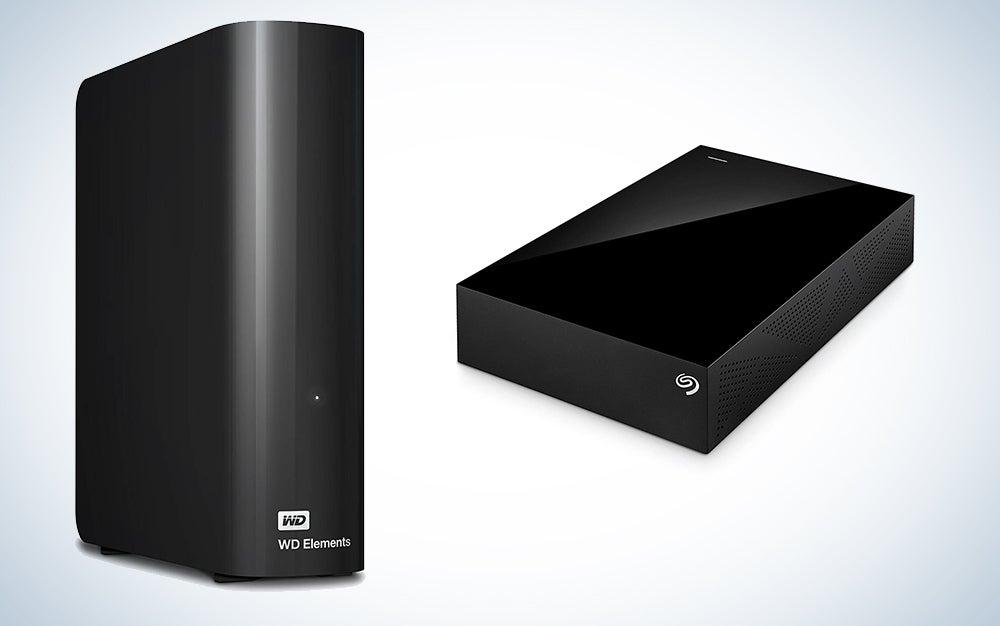 Backup hard drives