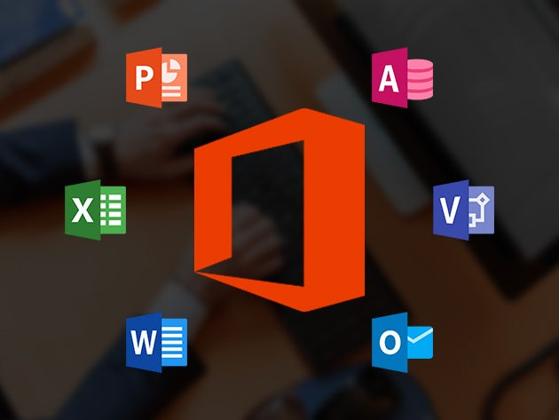 Master Microsoft Office with 120 hours of tailored training for $39