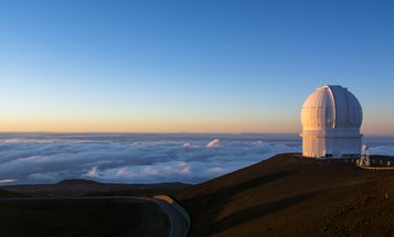 There's a viable alternative to building a giant telescope on sacred Hawaiian land