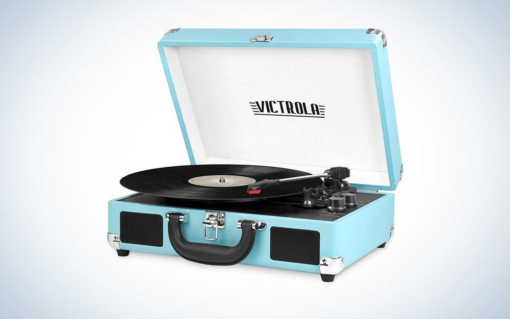 Innovative Technology Victrola Vintage 3-Speed turntable