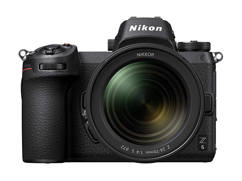 Nikon Z6 camera