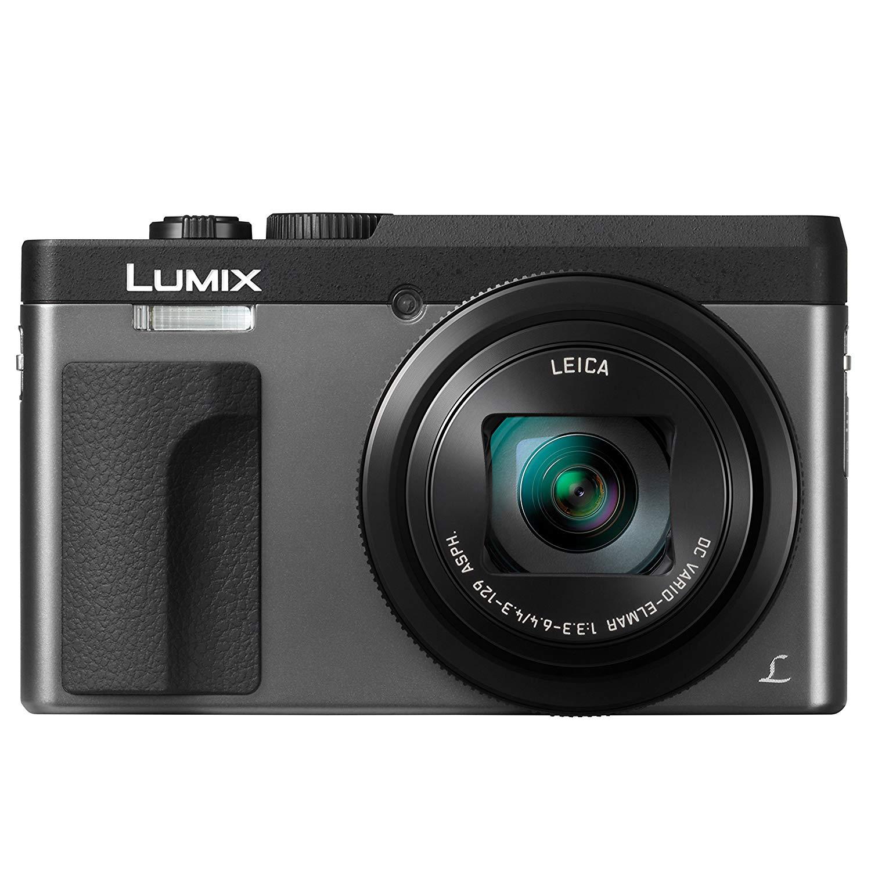 A Panasonic Lumix DC-ZS70S camera