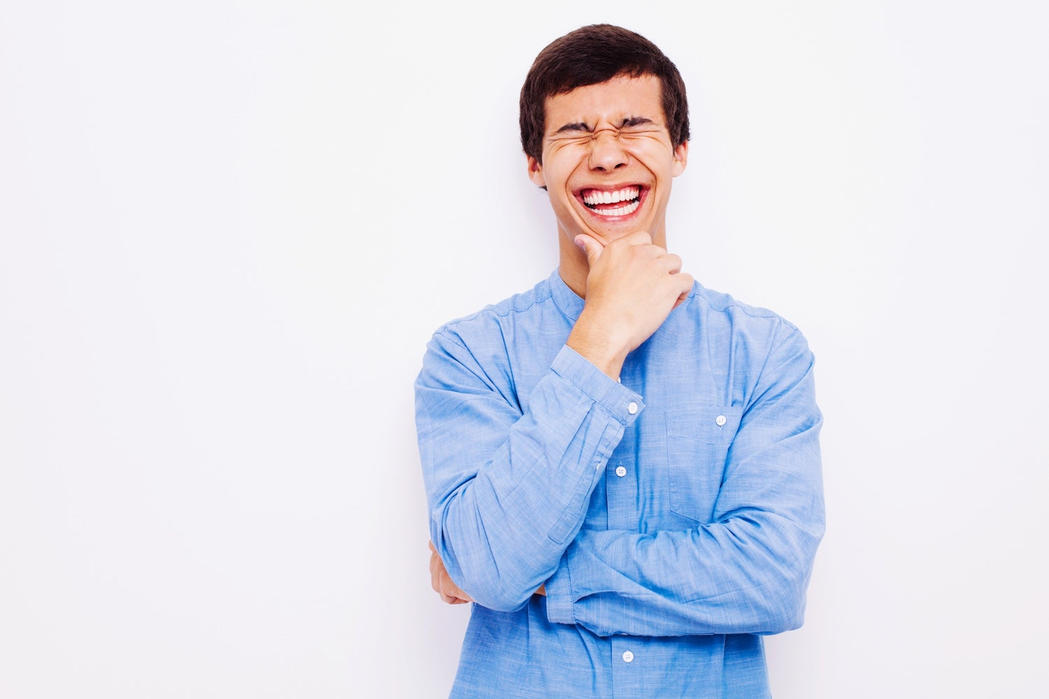 Laugh tracks trick our brains into thinking dad jokes are funny