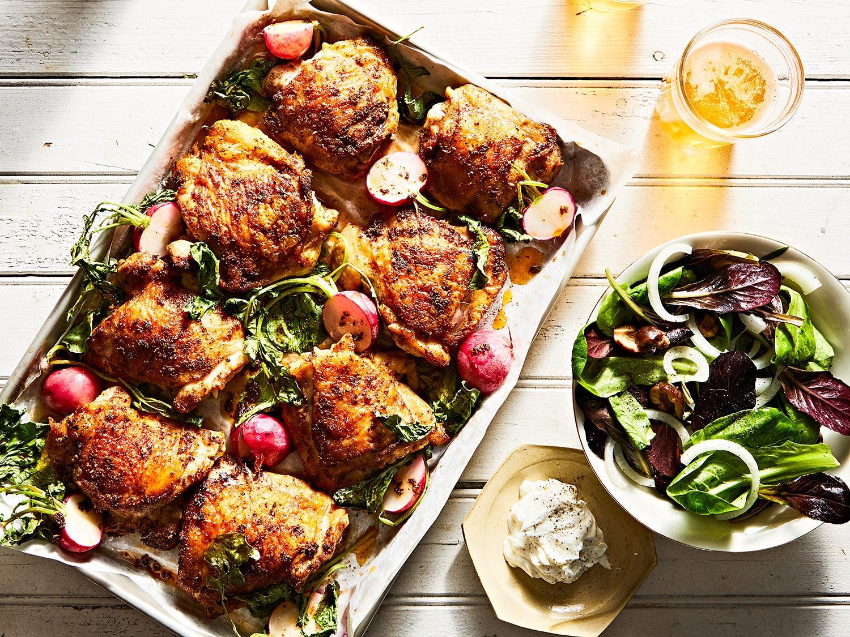 Turn a cheap chicken dinner into a Turkish street-food getaway