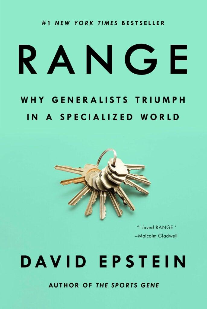 Range David Epstein renaissance man generalist specialist