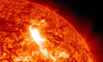 How cold is space, and how hot is the sun?