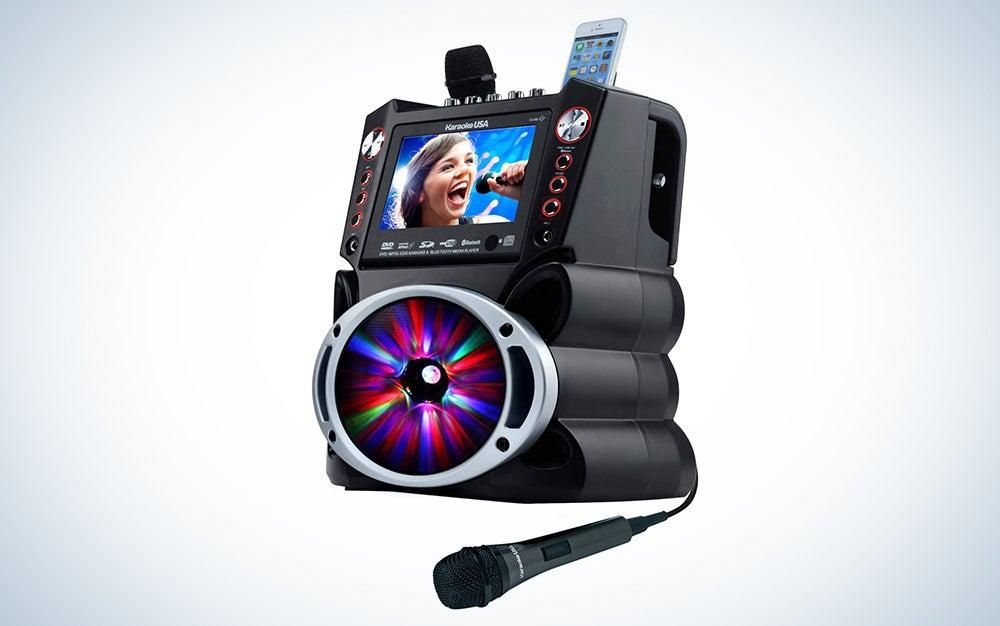 Karaoke USA Complete Karaoke System