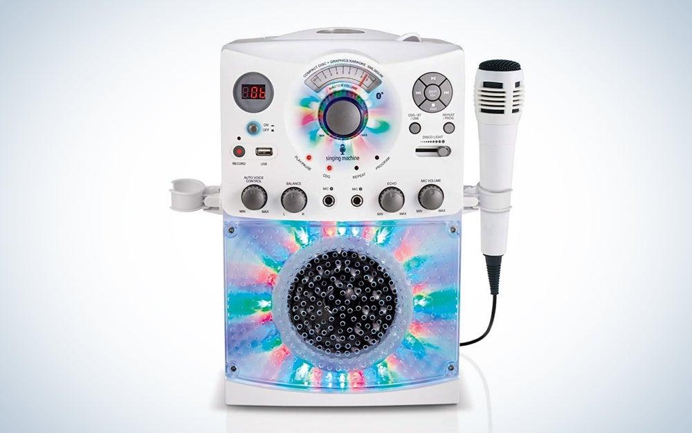 Singing Machine Bluetooth Karaoke System