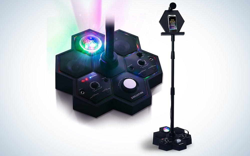 Singsation Karaoke System
