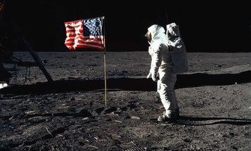 12 photos that capture the wonder of Apollo 11