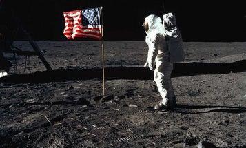 Twelve photos that capture the wonder of Apollo 11