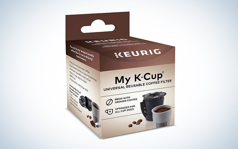 Keurig My K-Cup filters