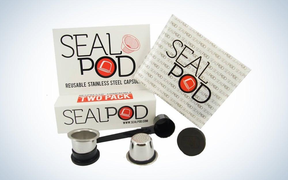 Sealpod Nespresso capsules