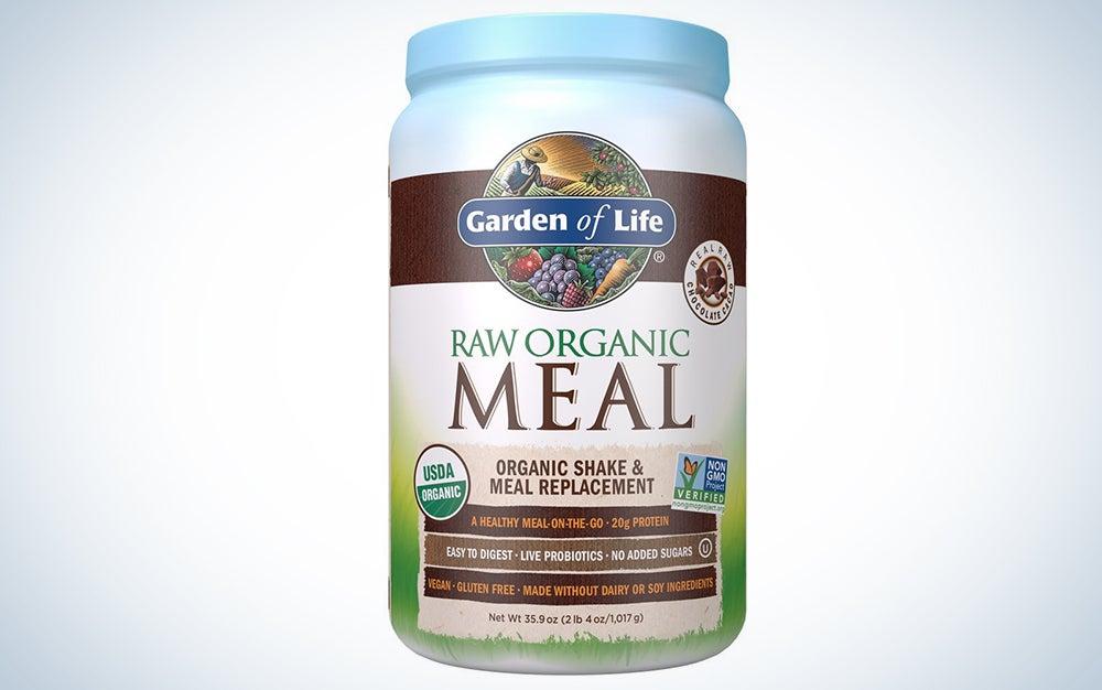 Garden Of Life, Meal Raw Chocolate Organic