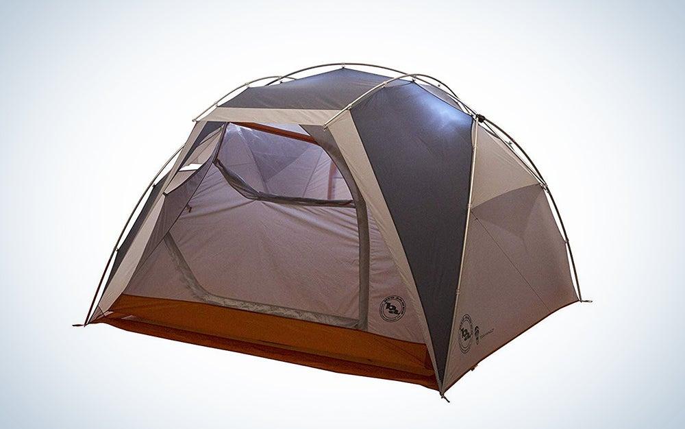 Big Agnes Titan mtnGLO Camping Tent