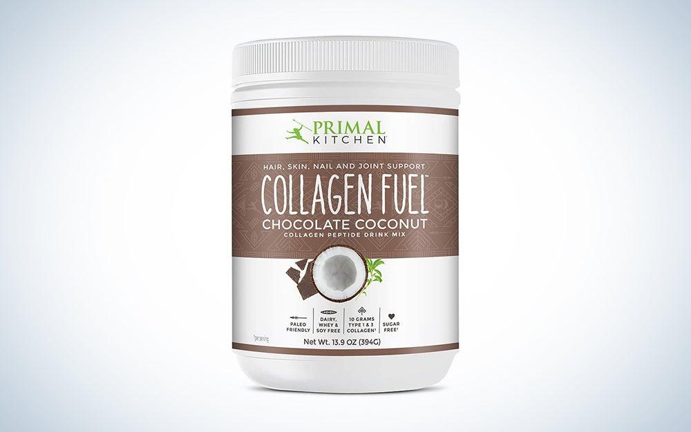 Chocolate Coconut Whey Protein Powder