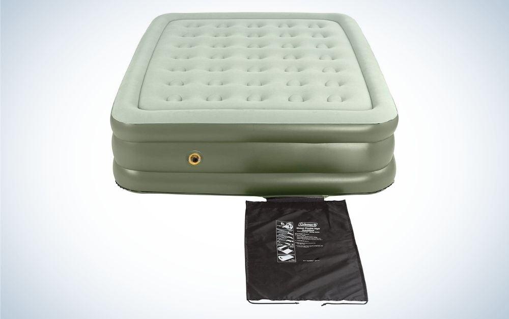 Double high waterproof air mattress