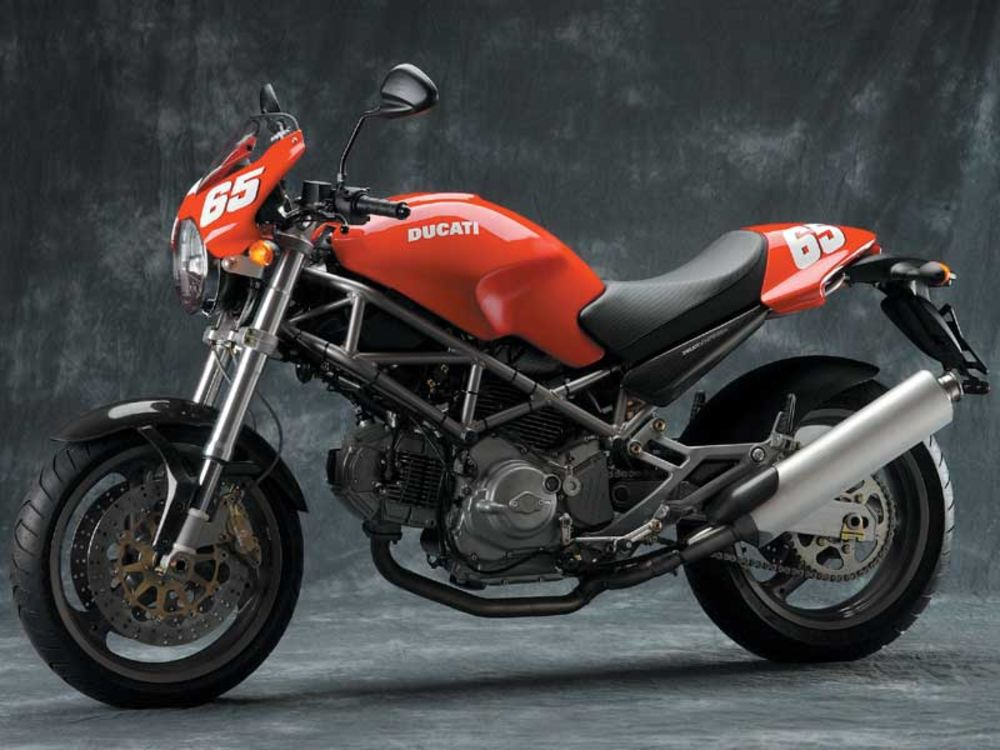 A Ducati Monster is the perfect introduction to Italian motorcycles for a new rider.
